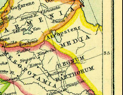 Middle East Map Euphrates River.Tigris River Euphrates River World Map For Kids
